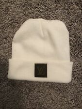 CUSTOM LOUIS-VUITTON MONOGRAM BEANIE