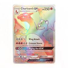 Charizard GX Full Art SECRET RARE Burning Shadows 150/147 (Proxy | Flash Card)