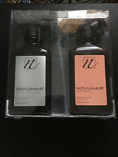 NOVUHAIR HAIR 2 IN 1 LOTION & SHAMPOO HELPS IN HAIR LOSS NATURAL HERBS FREE SHIP