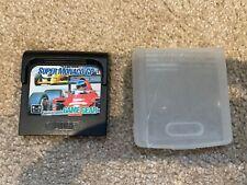 Super Monaco GP Game Cartridge für Sega Game Gear