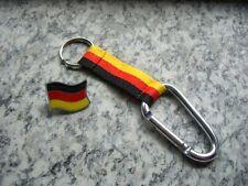 Deutschland Pin und Schlüsselanhänger -neu und ovp- Germany WM EM Fußball