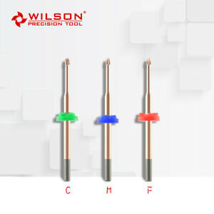Cuticle Clean Bit - WILSON Carbide Nail Drill Bits Electric Manicure Drill