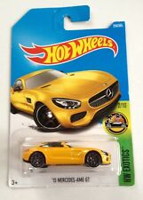 Hot Wheels 2015 Mercedes Benz - AMG GT