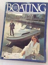 Boating Magazine Stern Drive Issue March 1981 013017RH