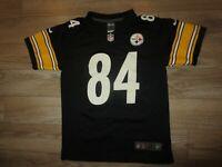 Antonio Brown Pittsburgh Steelers NFL Nike Jersey Youth M 10-12 medium