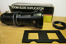 Duplicatore  Diapositive HERMES Zoom Slide Duplicator Fotografia Reflex