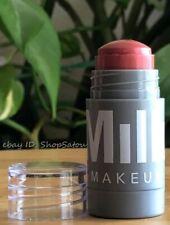 NEW MILK MAKEUP Lip + Cheek Stick Blush WERK Travel Size 0.21 oz / 6 g