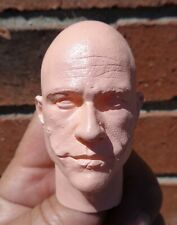 1/4 Scale figure custom The Joker head sculpt Hot Toys Enterbay compatible UP1