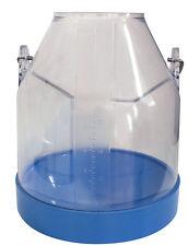 Melkeimer PVC Kanne 30 Liter für  Absauganlagen NEU
