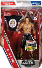 John Cena - WWE Elite 50 Mattel Toy Wrestling Action Figure