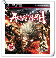 PS3 Asura's Wrath ENG / JAP SONY PlayStation Action Adventure Capcom