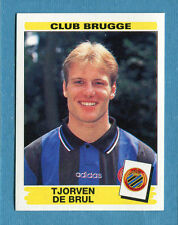 FOOTBALL 96 BELGIO Panini - Figurina-Sticker n. 110 -T. DE BRUL-CLUB BRUGGE-New