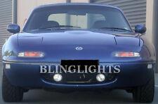 90-98 Mazda Miata Xenon Halogen Fog Lamps led lights 92 93 94