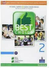 Best Choices vol.2 Longman Pearson scuola, codice:9788883392320