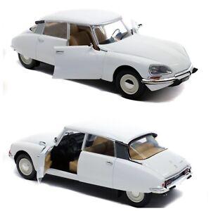 1/18 Solido Citroen DS Special 1972 White Neuf En Boite Livraison Domicile