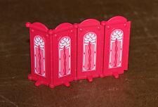 Playmobil princesses paravent rose 4 pans 5147