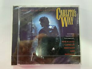 CD CARLITO'S WAY MUSIC FROM THE MOTION PICTURE NUOVO E SIGILLATO SPED RACCOMANDA