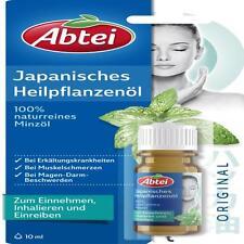 ABTEI Japanisches Heilpflanzenöl 10 ml PZN 1641505