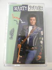 Marty Stuart - Temped - Album Cassette Tape, Used very good