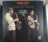 Richie Cole With Phil Woods ‎– Side By Side (Muse Records ‎– MR 5237)
