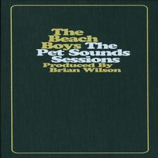 THE BEACH BOYS - PET SOUNDS SESSIONS 4 CD NEW+