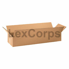 20 Qty 34x10x6 SHIPPING BOXES LC Mailing Moving Cardboard Storage Packing
