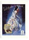 Publicité des années 40 des parfums MOLINARD ORVAL ~ 27x37 cm ~ FRFN189