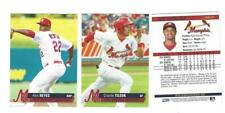 2016 MEMPHIS REDBIRDS TEAM SET COMPLETE MINOR LEAGUE AAA ST LOUIS CARDINALS