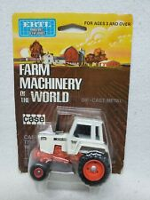 1/64 Case Agri King Tractor Farm Machinery Of The World By Ertl