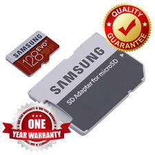 "Samsung 128GB EVO Plus + MicroSD SDHC Memory Card with Adapter UK SELLER!""}@"