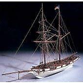 Mantua Model 771 Albatros (New-Revised) - Wooden Plank On Frame Kit Scale 1:60