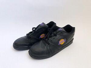 vintage converse ox los angeles lakers shoes mens size 6 deadstock NIB 90s 🏀