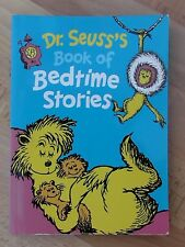 Dr. Seuss's Book of Bedtime Stories - (3 books in 1)