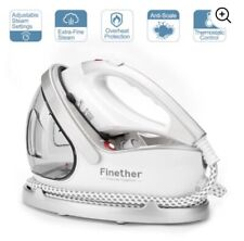 Finether 2-in 1 Garment Steamer Iron For Clothes