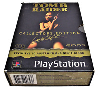 Tomb Raider 1-2-3 Collector's Edition PS1 PAL *Complete*