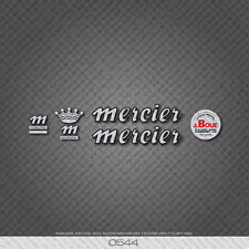 0544 Mercier Bicycle Stickers - Decals - Transfers