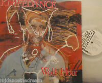 KNIFEDANCE - Wolf Hour ~ LP GERMAN PRESS - CLEAR VINYL