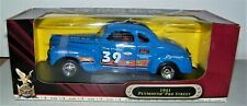 1941 Plymouth Pro Street The Petty Deluxe Edition 1:18 Die Cast Yat Ming Richard