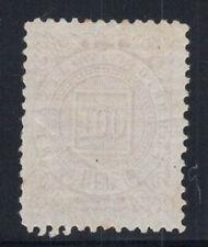 Brazil 1884-1888 Mi. 62 MH 40% 100 R