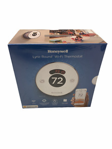 Honeywell Lyric Round Wi-Fi Thermostat - Second Generation - RCH9310WF5003