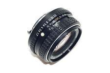Pentax K 50mm Focal Camera Lenses