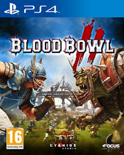 Blood Bowl 2 PS4 Playstation 4 IT IMPORT FOCUS