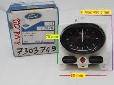 Orologio analogico plancia strumenti per Ford Escort dal 4/1999 al 9/2001   Atta
