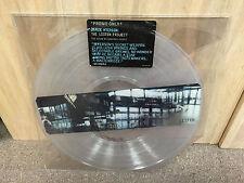 "Jamie Myerson The Listen Project 12"" CLEAR vinyl picture disc 1997 Promo"