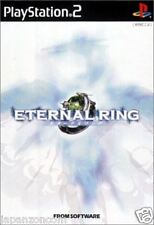 Used PS2 Eternal Ring  SONY PLAYSTATION JAPAN IMPORT