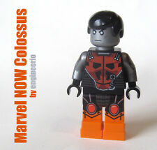 LEGO Custom - Colossus - NOW Marvel Super heroes X-Force X-Men mini figure