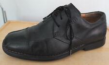 Clarks Leder Business Schuhe Gr. 40,5 7 1/2 G