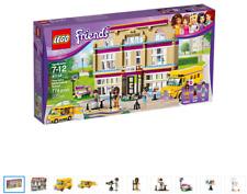 Lot of two (2) LEGO Friends HEARTLAKE PERFORMANCE SCHOOL 41134 NEW