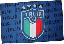 Bandiera Italia FIGC nazionale Italia 100X140 CM - PRODOTTO UFFICIALE