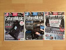 Future Music Magazine - 244, 246, 247 - 2011 (3 Issues), all incl. DVDs